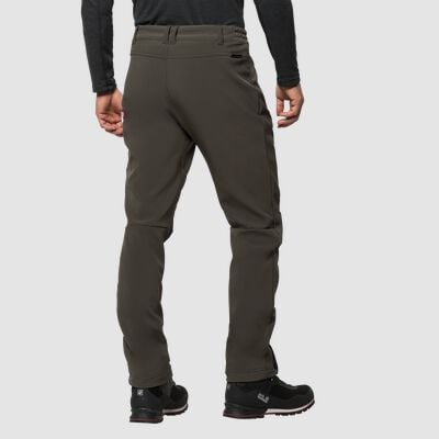 ZENON SOFTSHELL PANTS MEN